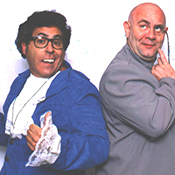 Austin Powers and Doctor Evil