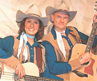photo of country duo