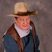 John Wayne look-a-like
