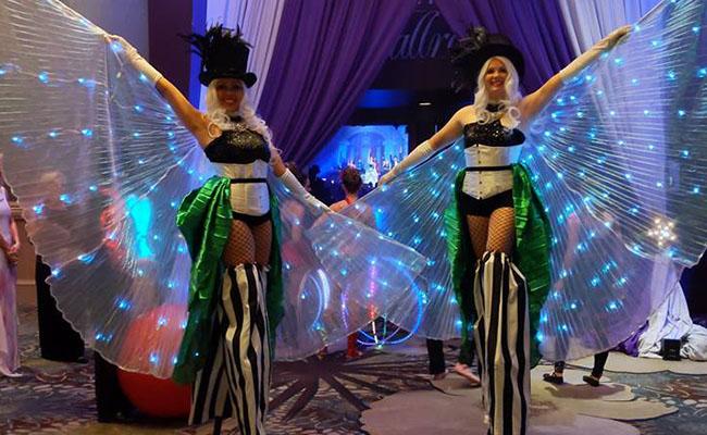 photo of LED Glow Dancers