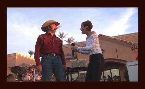 country western musical duet
