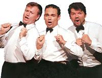 three male opera singers