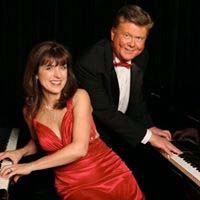 photo of grand pianist duo