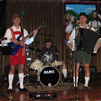 photo of polka band