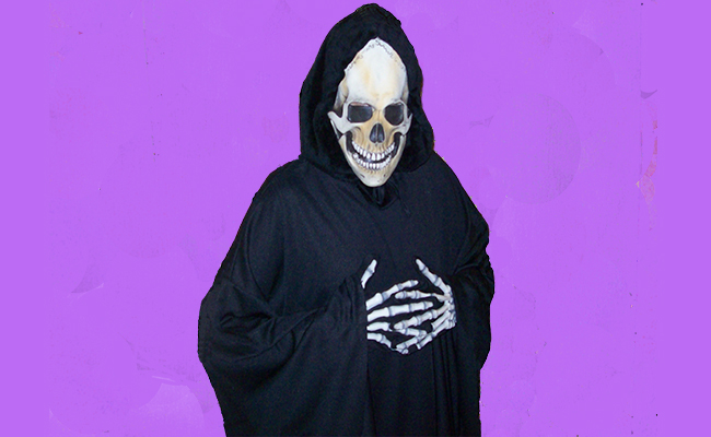 photo of grim reaper